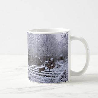 Molino viejo taza clásica