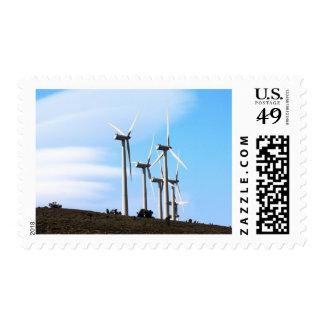 Molinoes de viento de California Envio
