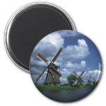 Molinoes de viento en Holanda Iman