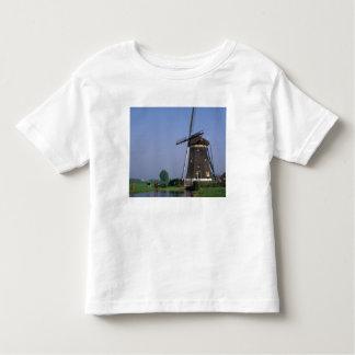 Molinoes de viento, Leidschendam, Países Bajos Playera De Bebé