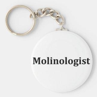 Molinologist Keychain