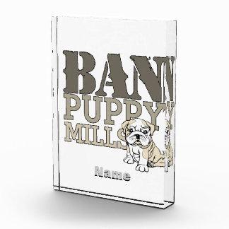 Molinos del perrito de la prohibición