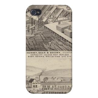Molinos occidentales del norte de Hersey, iPhone 4 Carcasa