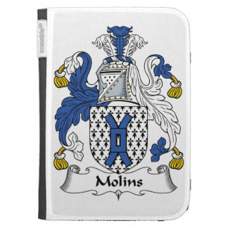Molins Family Crest