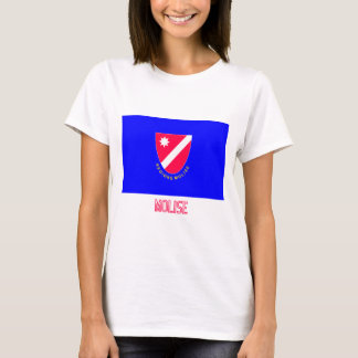 Molise flag with name T-Shirt
