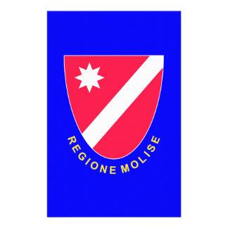 Molise (Italy) Flag Custom Stationery
