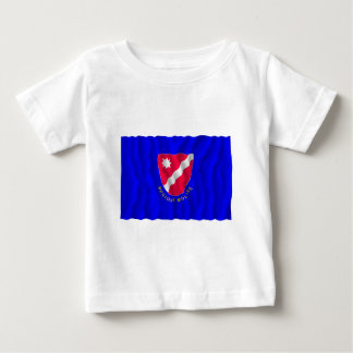 Molise waving flag baby T-Shirt