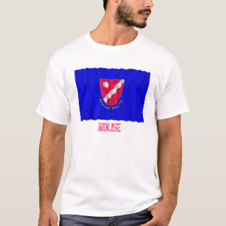 Molise waving flag with name T-Shirt