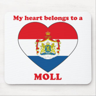Moll Mouse Pad