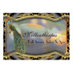 Mollenthorpes Hair Stylist and Salon Large Business Cards (Pack Of 100)