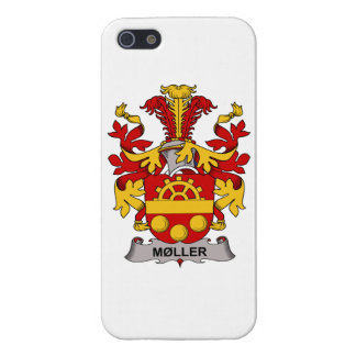 Moller Family Crest iPhone 5 Cover