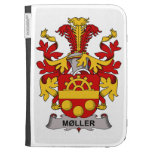 Moller Family Crest Kindle Keyboard Covers
