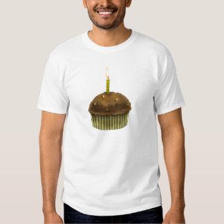 Mollete del feliz cumpleaños remera