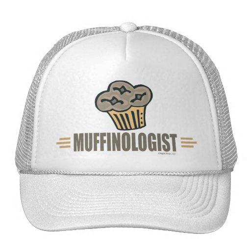 Mollete divertido gorras