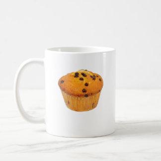 Mollete en una taza de café