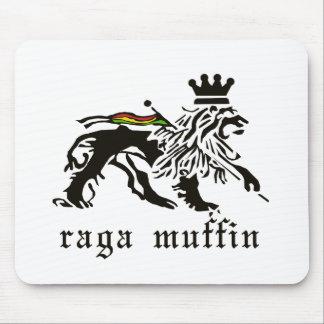 Mollete Judah - cojín de Raga de ratón Tapetes De Ratones