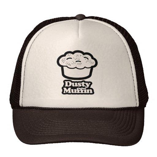 Mollete polvoriento gorra