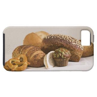 Molletes y rollos de la cena iPhone 5 carcasa