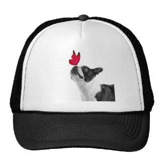 Mollie mouse child Boston Terrier Trucker Hat