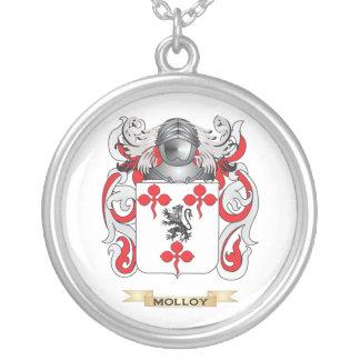 Molloy Coat of Arms (Family Crest) Custom Jewelry