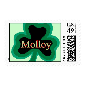 Molloy US Postage Stamp
