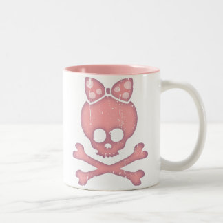 Molly Bow Dot Mugs