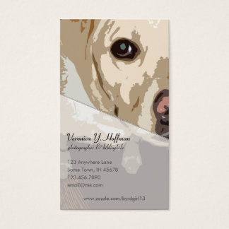 Molly Business Card