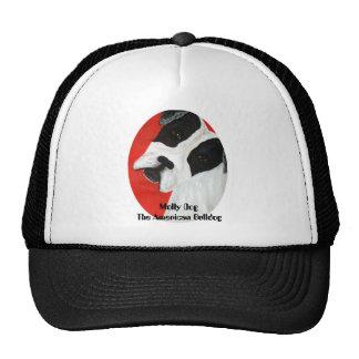 Molly Dog The American Bulldog Trucker Hat
