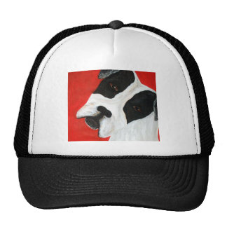 Molly Dog Trucker Hat