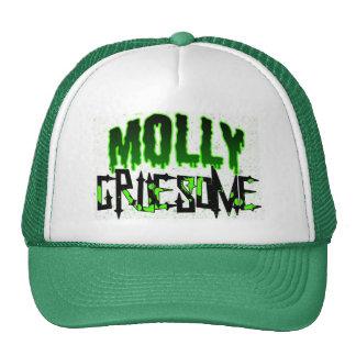 Molly Gruesome Gross Trucker Hat