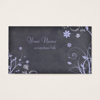 """""""molly harrison designs"""" business card"""