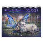 Molly Harrison Fantasy Art 2020 Wall Calendar