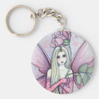 """molly harrison illustrations"" keychain"