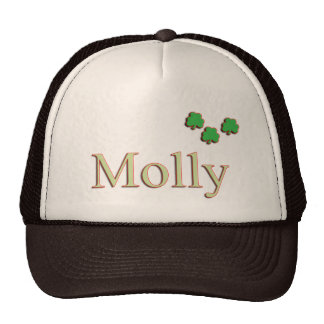 Molly Irish Girl Trucker Hat