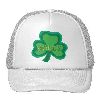 Molly Irish Name Trucker Hat