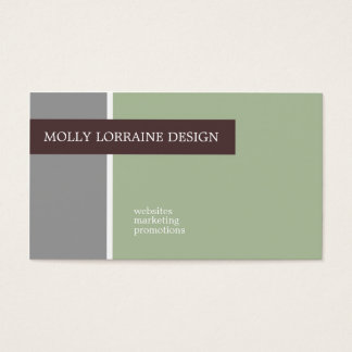 Molly Lorraine Business Cards