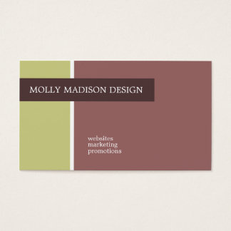 Molly Madison Business Cards