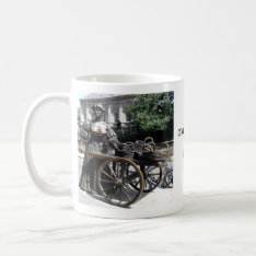 Molly Malone And Wheelbarrow Ireland Mug at Zazzle