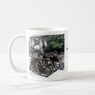 Molly Malone and Wheelbarrow Ireland Mug