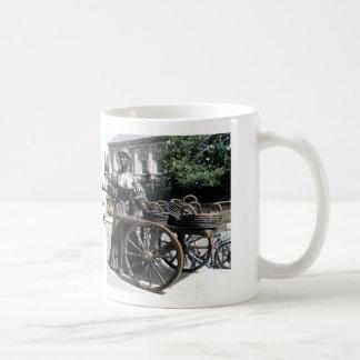 Molly Malone and Wheelbarrow Ireland Mug