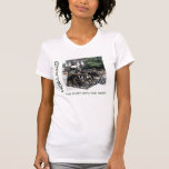 Molly Malone And Wheelbarrow Ireland T Shirt at Zazzle