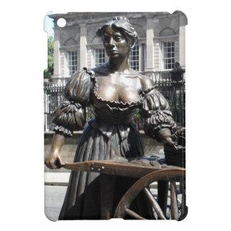 Molly Malone e iPad de Irlanda de la carretilla