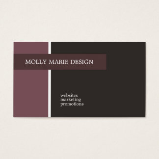 Molly Marie Business Cards