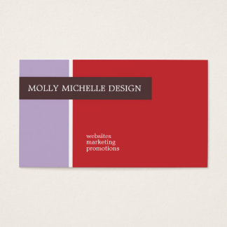 Molly Michelle Business Cards