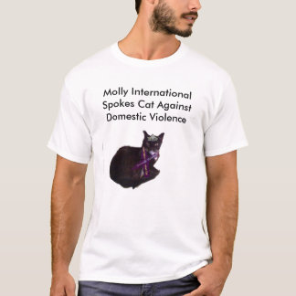 molly, Molly International Spokes Against Domes... T-Shirt