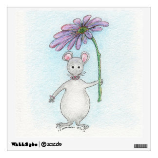 Molly Mouse Wall Decal