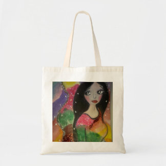 molly muse on a tote