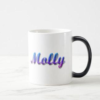 Molly_Name Morphing Mug