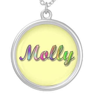 Molly_Name Necklace