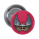 Molly Shines 2 Inch Round Button